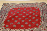 "Load image into Gallery viewer, ""Pocket square"" Vintage Tricel 1960s"