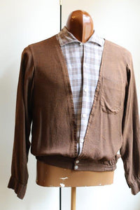"""Rare 1950s"" Mens original vintage shirt."