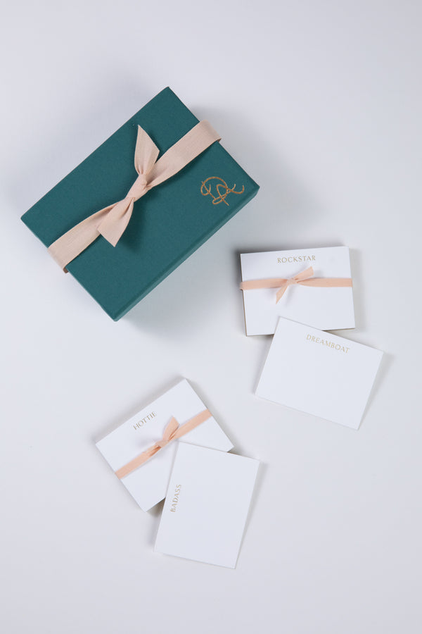 SET OF 24 ON BRAND PLACE CARDS