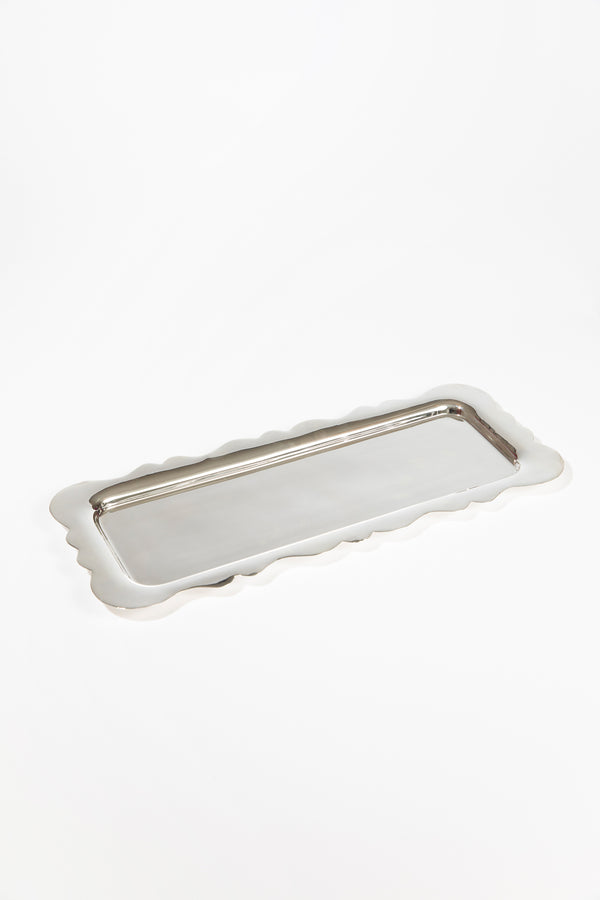 Antique English Sandwich Tray