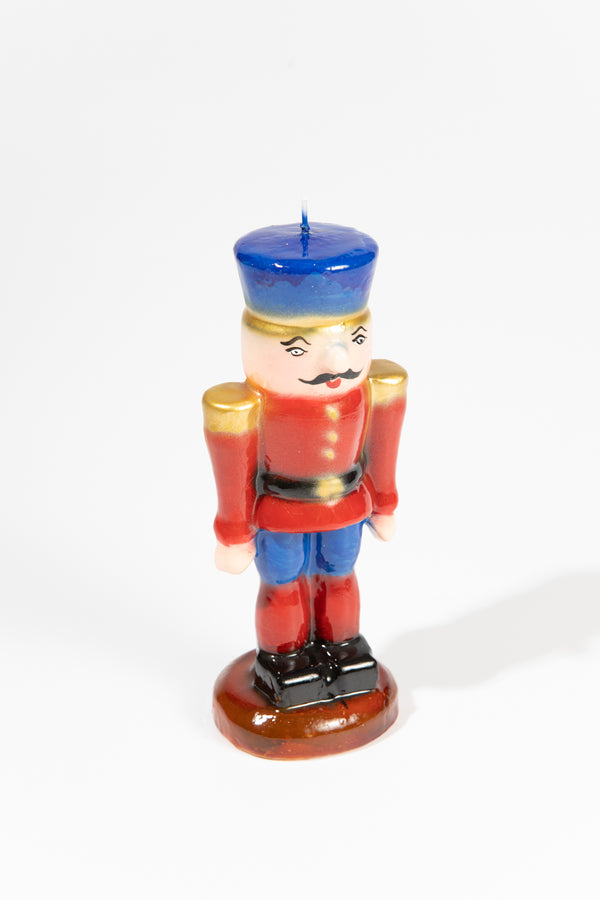 Candles Dressed as Tin Soldiers