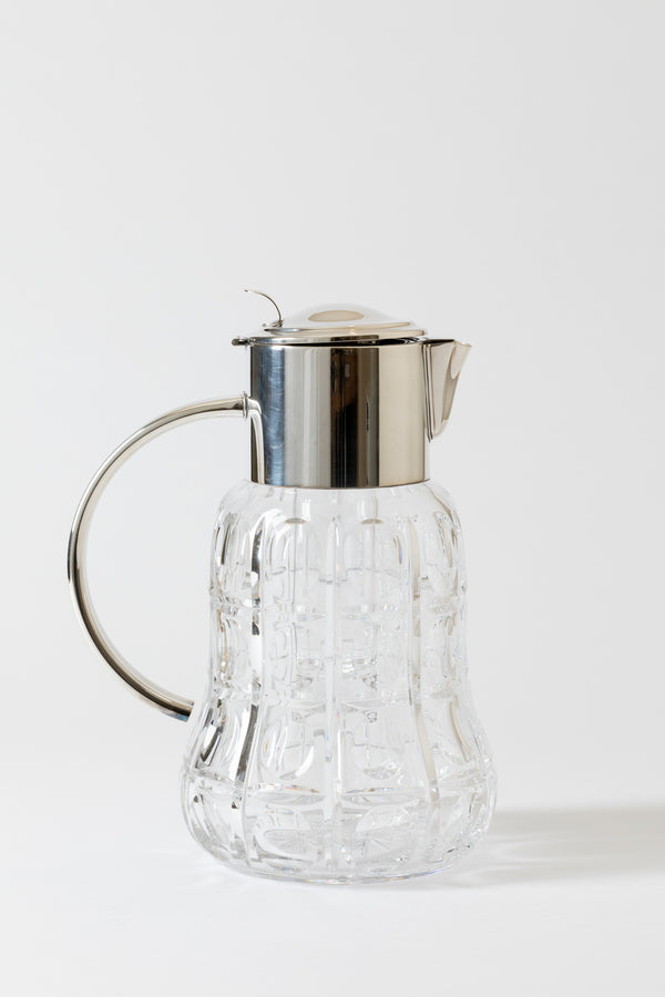 ANTIQUE ENGLISH PITCHER BY MAPPIN & WEBB