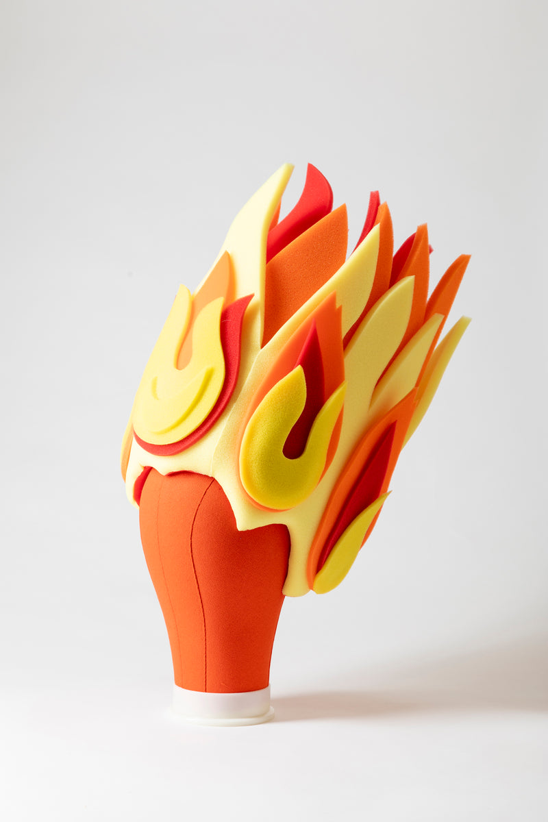 FLAMES PARTY HAT