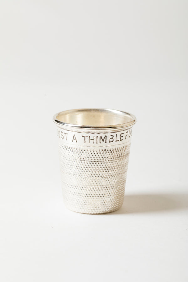 THIMBLE SHOT GLASS