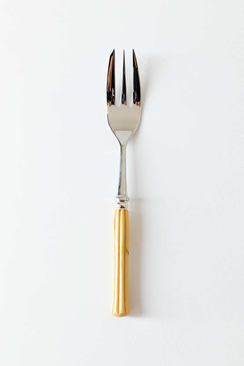 MAJESTIC BOXWOOD SERVING FORK