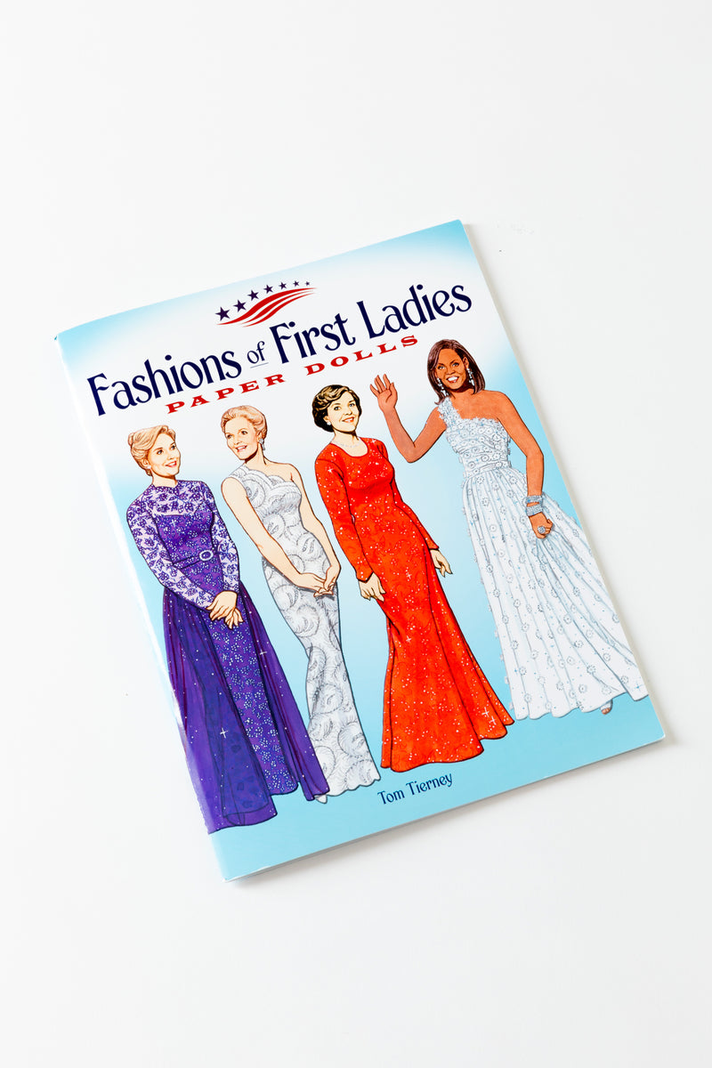 FIRST LADY PAPER DOLLS