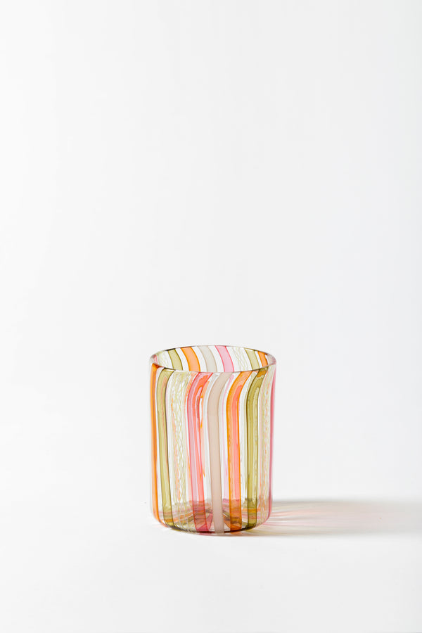 LATTICINO TUMBLER BLUSH & BASHFUL