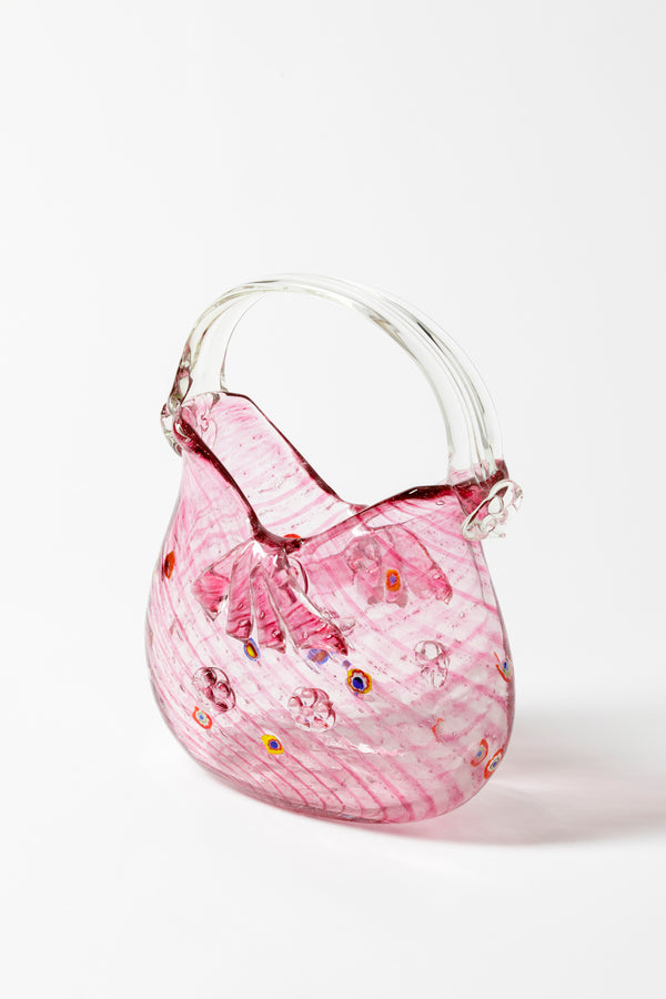 VINTAGE MURANO GLASS POCKETBOOK