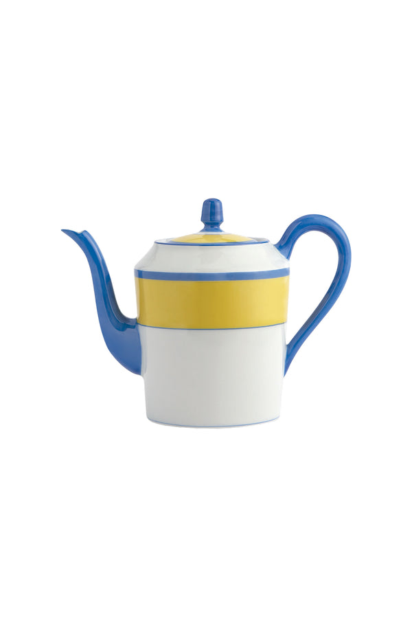 MONET TEA POT