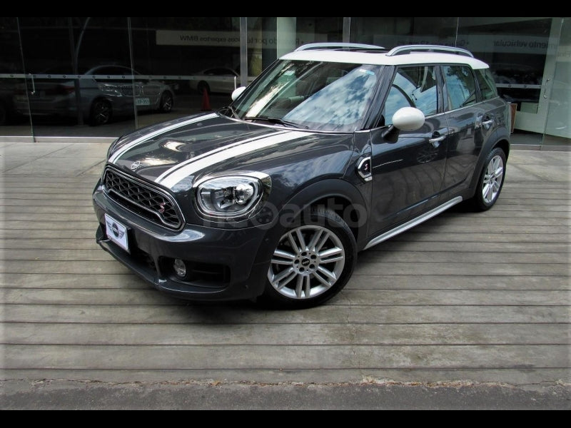mini countryman cooper s 2020