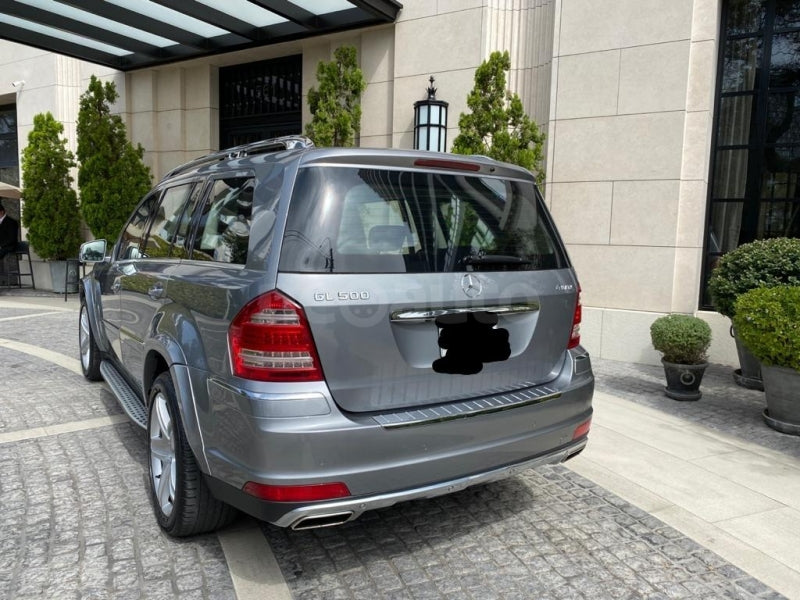 mercedes benz gl-500 2011