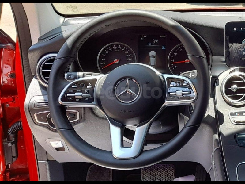 mercedes benz glc 200 2020