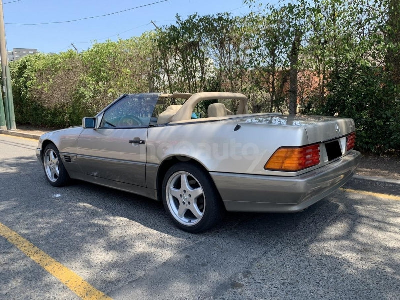 mercedes benz sl-320 1994