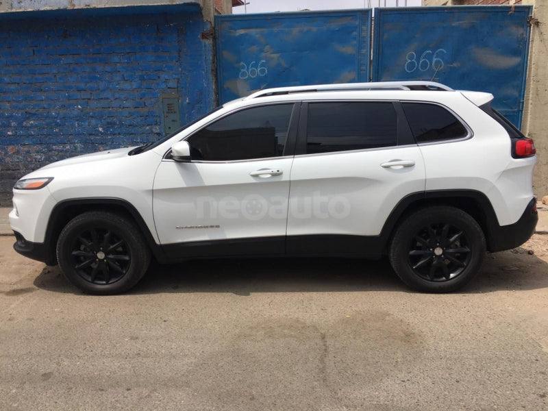 jeep cherokee limited 2014