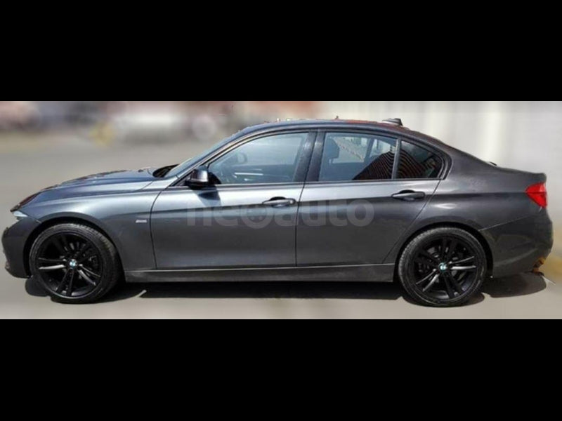 bmw 318is 2017