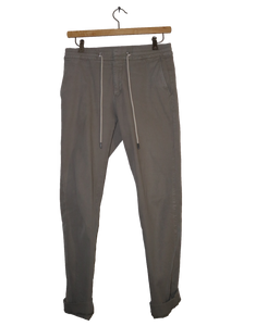 Earth brown trousers