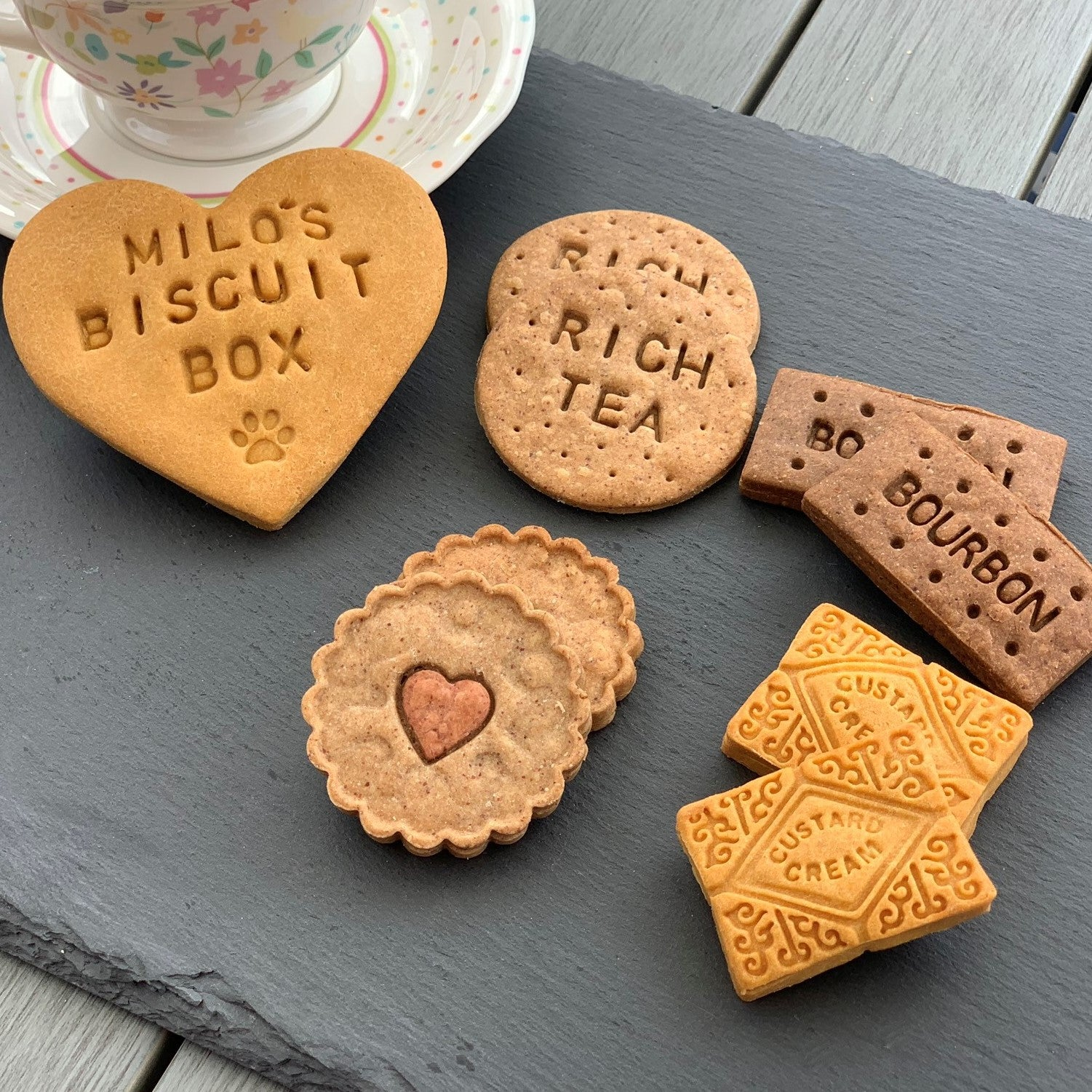 Personalised Tea Time Treats Gift Set