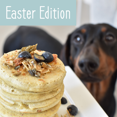 Easter Pancake Kit For Dogs