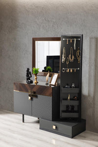 LOCA-DRESSING TABLE