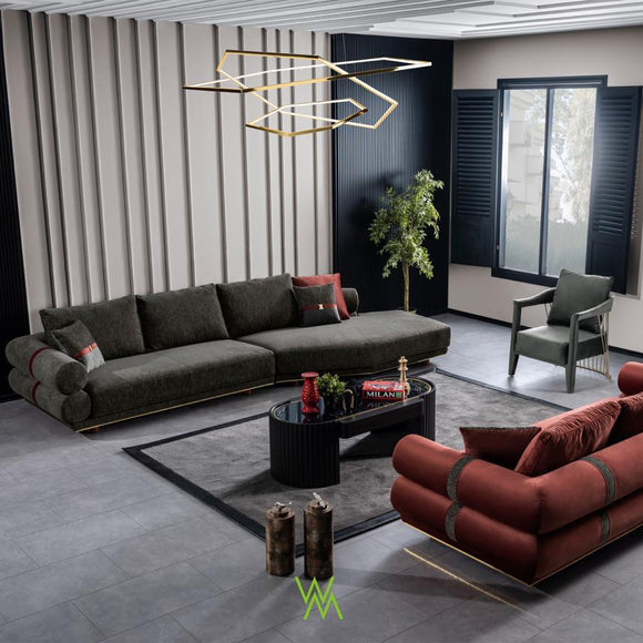 FORTUNA DIAGONAL LOUNGE SUITE