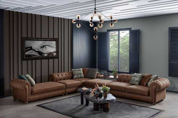 FREEMAN- CORNER SOFA SET
