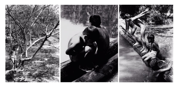 Innocents (Triptych) - Series of 5