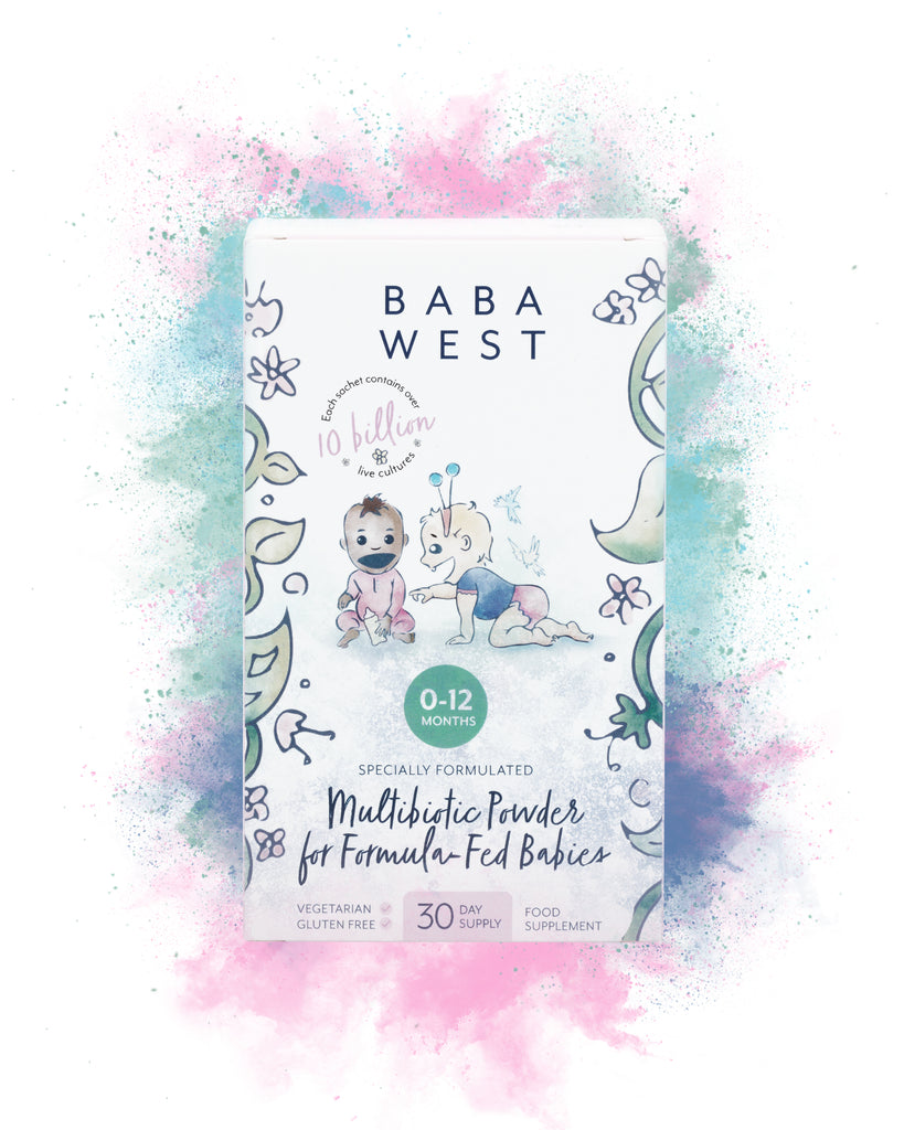 Baba West Multibiotics for Babies