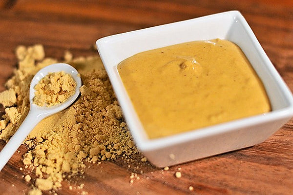 """ASIAN HOT MUSTARD SAUCE"" (Ready to Use)"