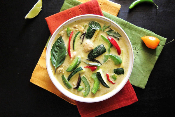 """GREEN THAI CURRY"" (Ready to Use)"