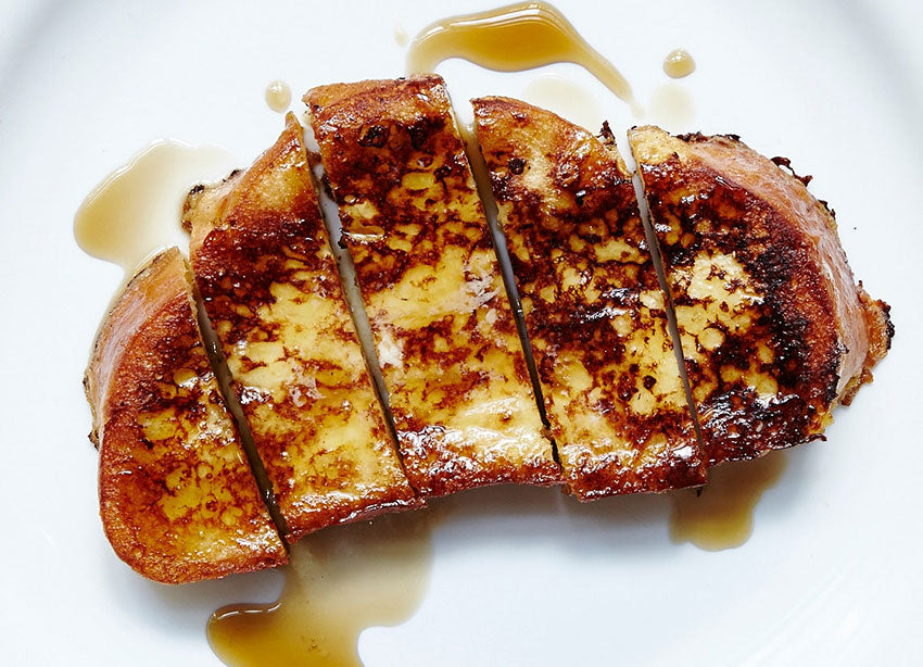 Bon Appetit's Classic French Toast