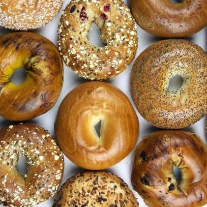 New Yorker - Mixed Bagels (4-pack)