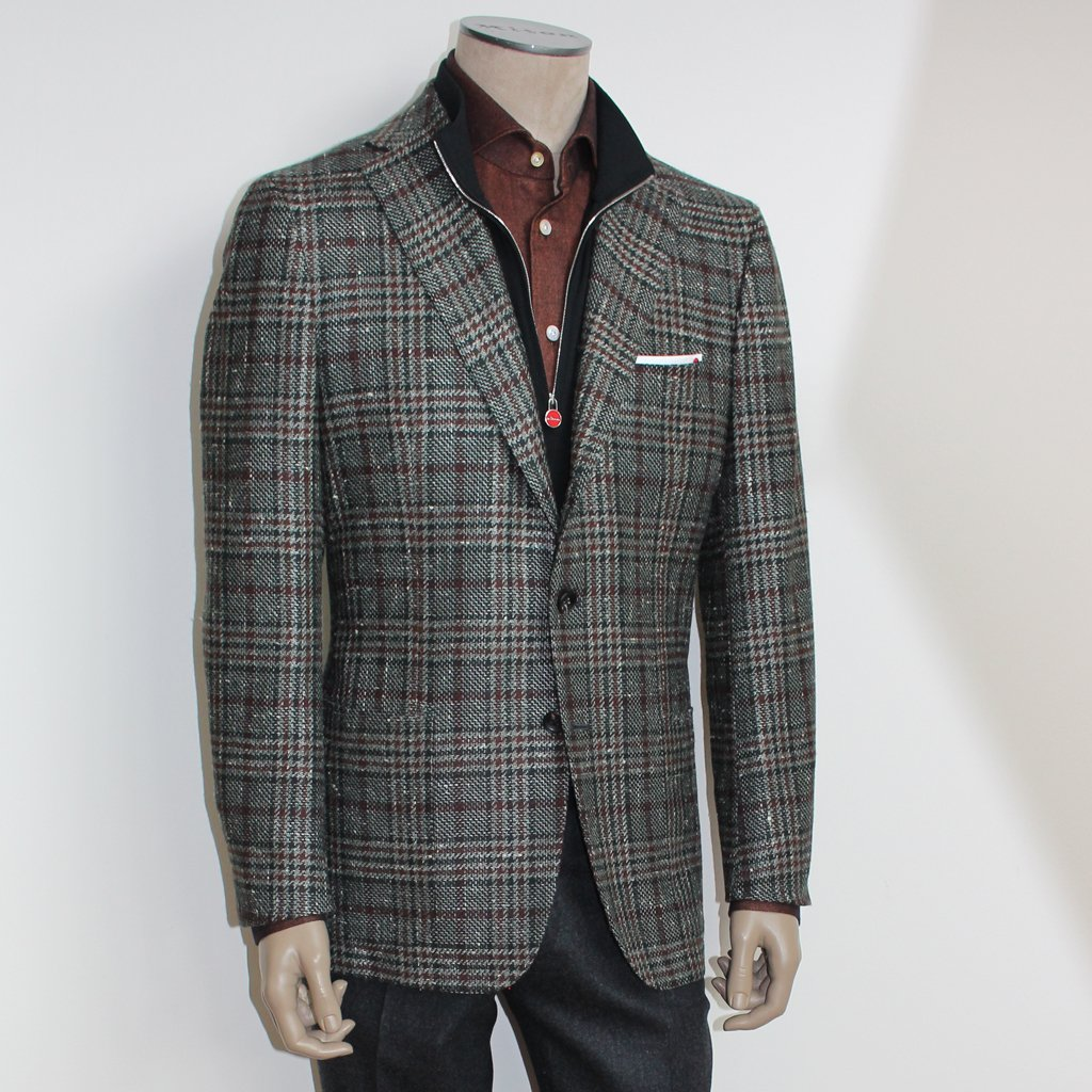 Kiton Sports Coat - Robert Jones Menswear