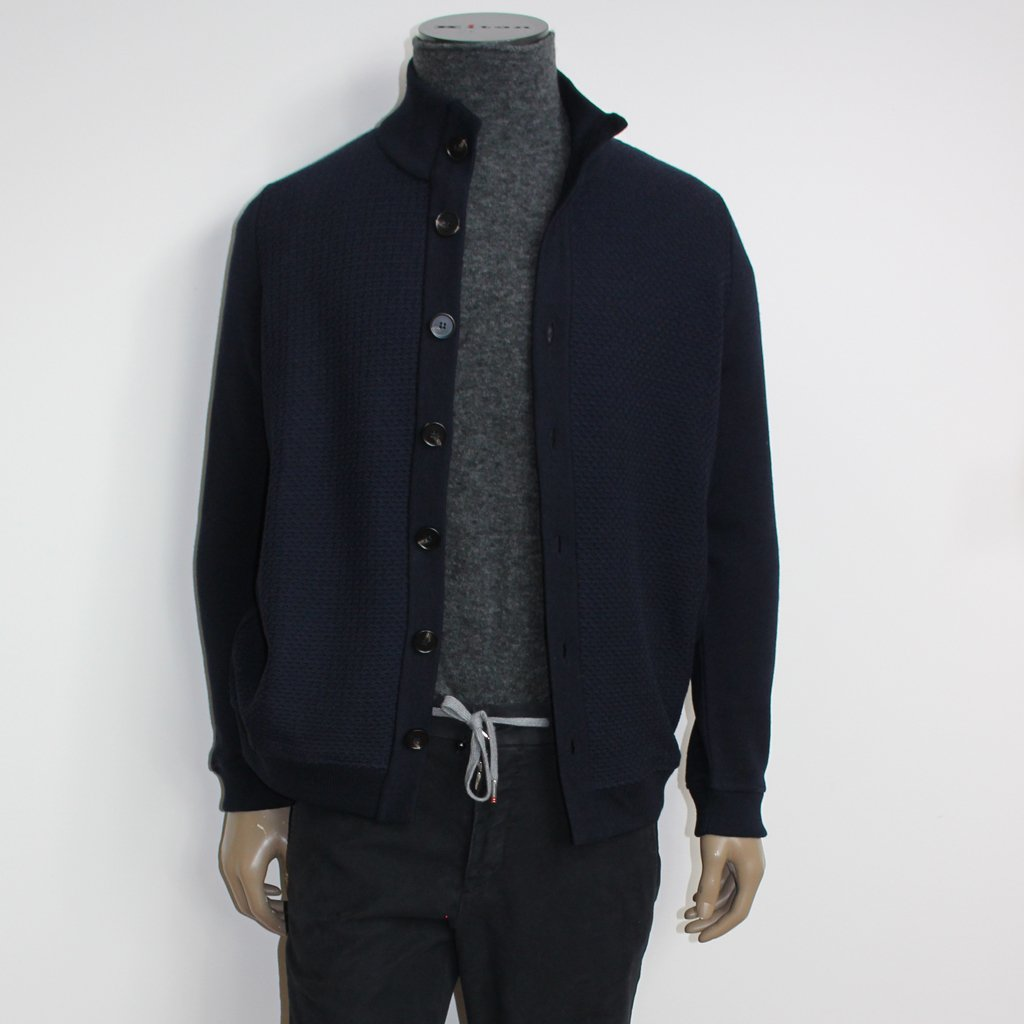 Gran Sasso Cardigan - Robert Jones Menswear