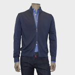 Load image into Gallery viewer, Gran Sasso Zipper Cardigan