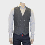 Load image into Gallery viewer, Gran Sasso Double Breast Sweater Vest