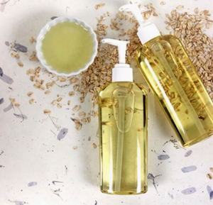 Oatmeal Oil Cleanser