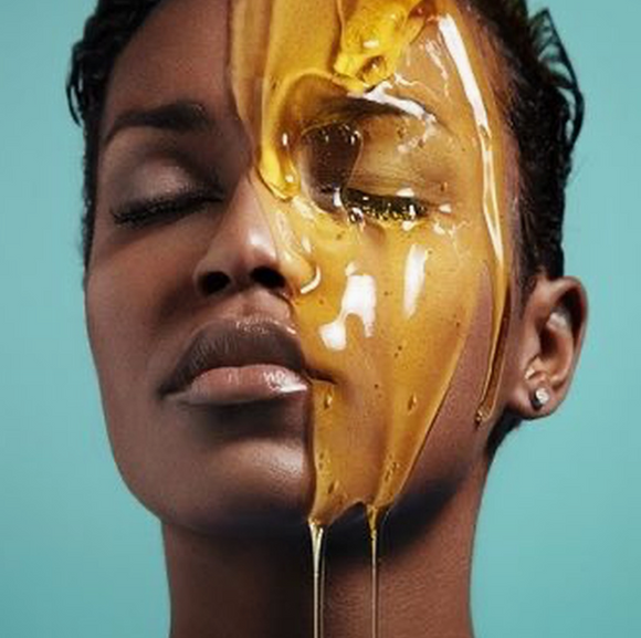 Oh Honey, Please! Face Mask