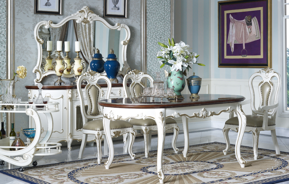 Eliza French Dining Table