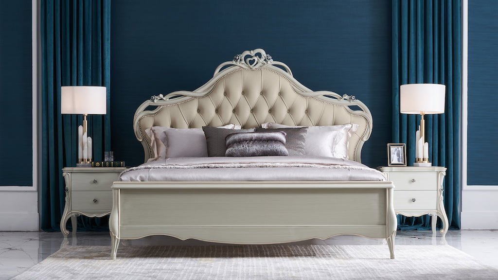 Claudette French Bed