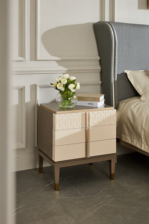 Menlo Bedside Table