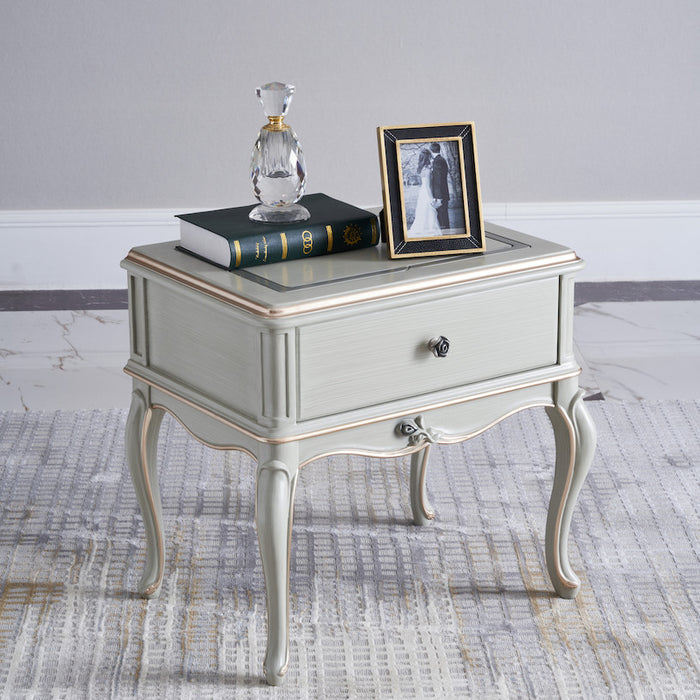 Camille Bedside Table
