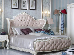 Lyon King Bed