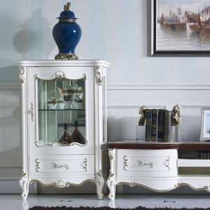 Lyon French Display Cabinet