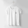 Sustainable Paris T-Shirt - White Cotton T-Shirt | GreenaPorter
