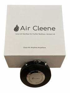 Aircleene Air Purifier Necklace 3rd Generation