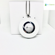 Load image into Gallery viewer, Ionic Air Purifier Necklace