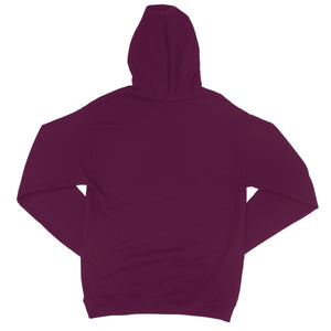 Cartoon Judge College Hoodie