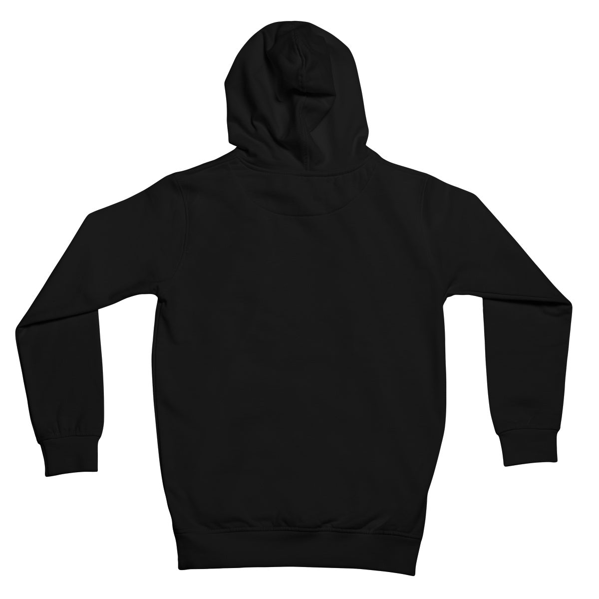 Cartoon Judge Kids Retail Hoodie