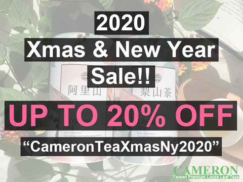 2020 Xmas & New Year Sale!