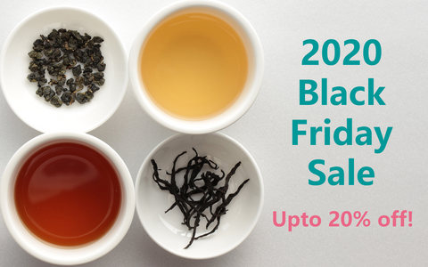 Cameron Tea Taiwan 2020 Black Friday Sale